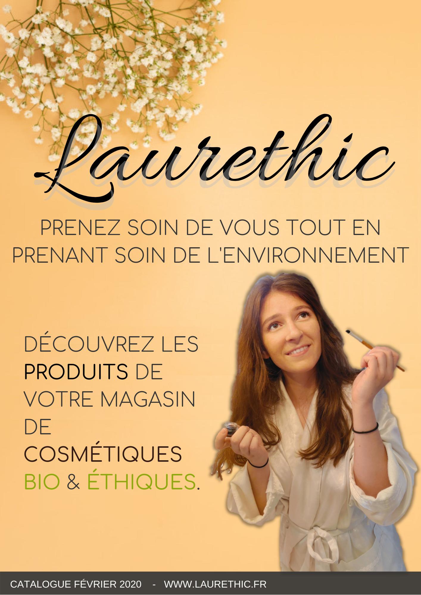 Le catalogue Laurethic