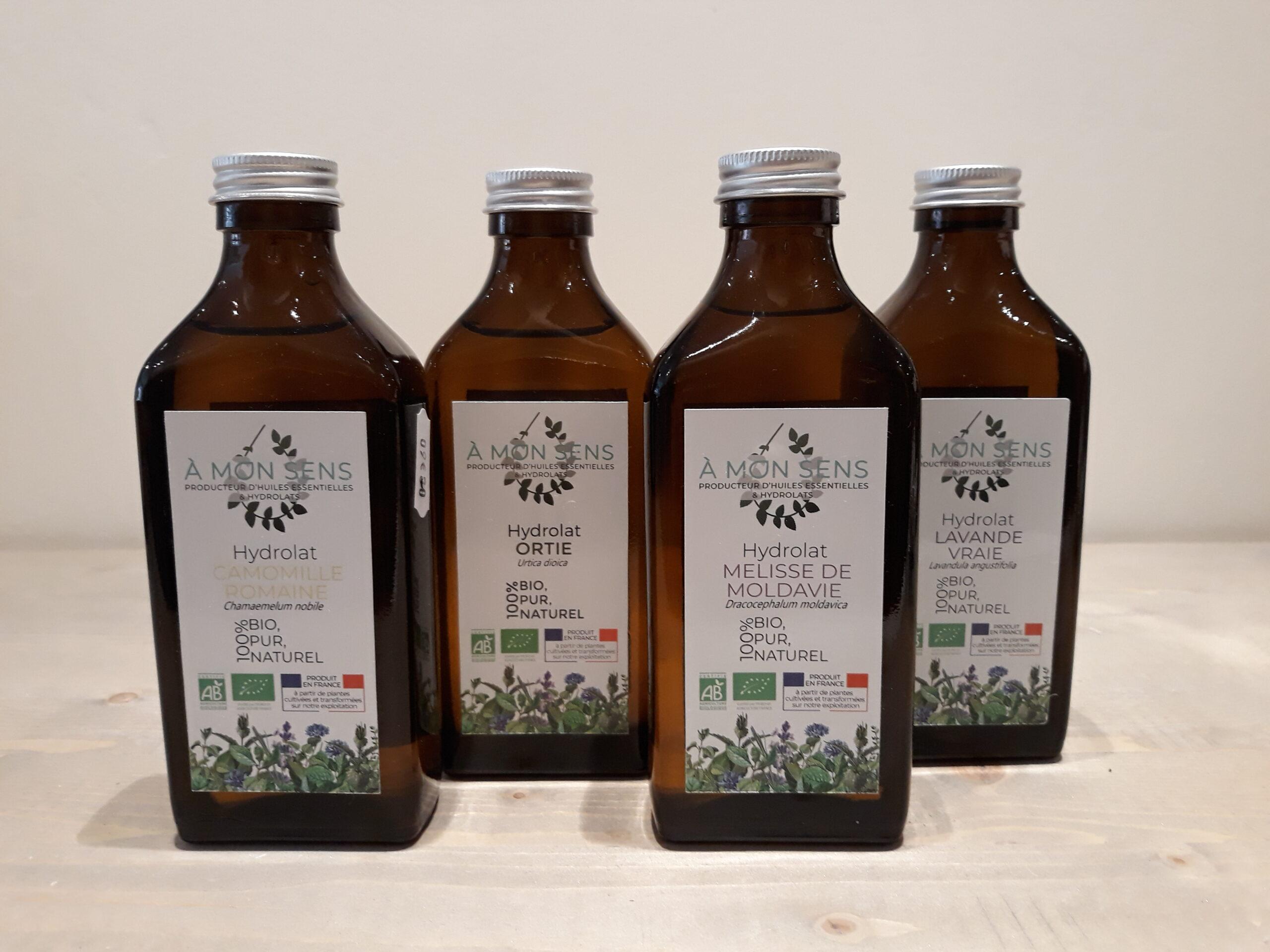 hydrolat, ou eau florale ?