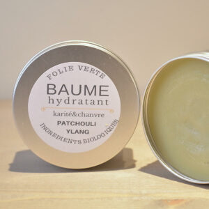 Baume hydratant corps Patchouli Ylang