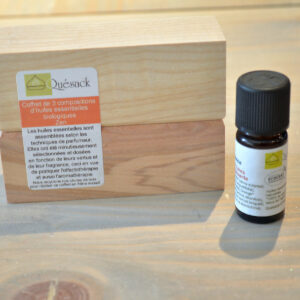 Coffret huiles essentielles bio ZEN