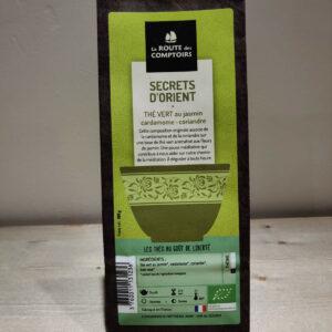 Thé vert SECRET D'ORIENT