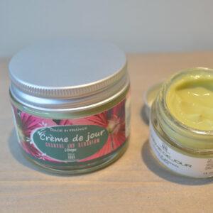 Crème de jour CHANVRE & GÉRANIUM